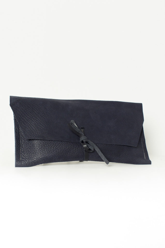 Day Into Evening Pouch - Navy