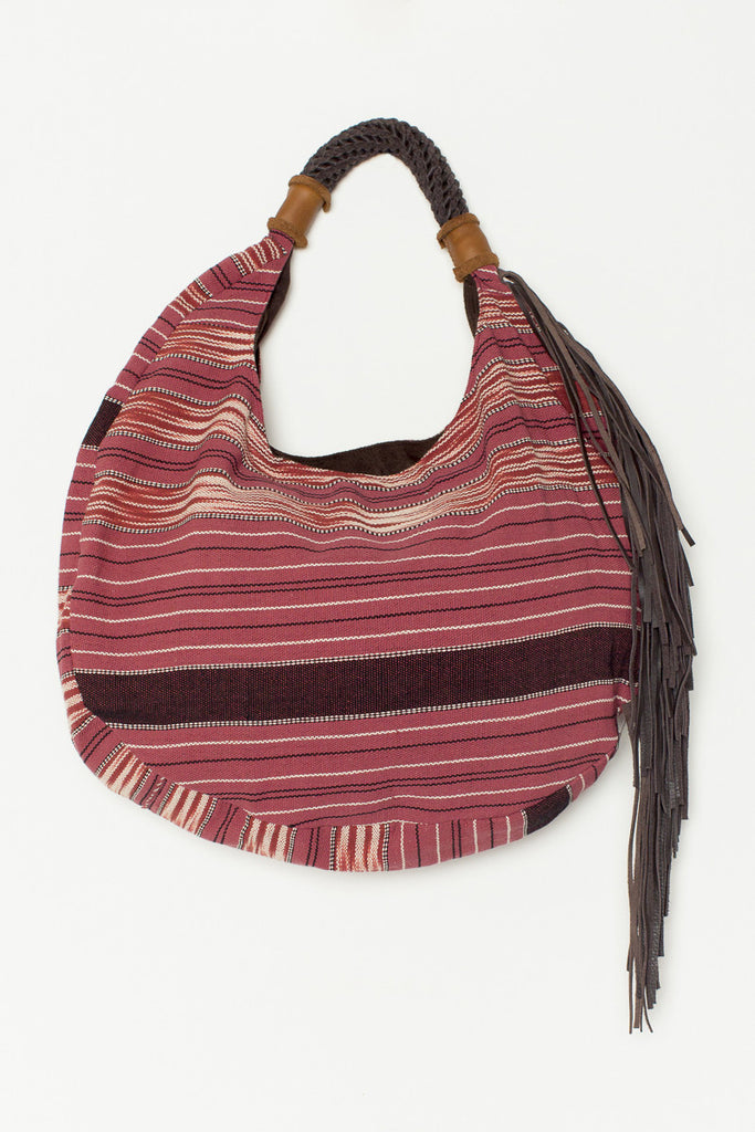Estelle Side Fringe Bag