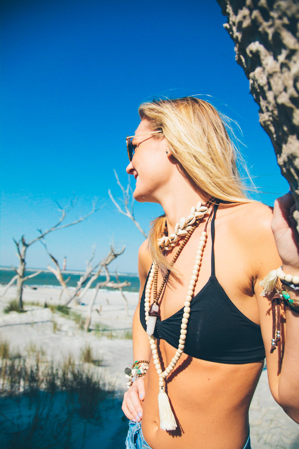 Folly Beach Babe Jewelry Summer 2016 by SoulMakes