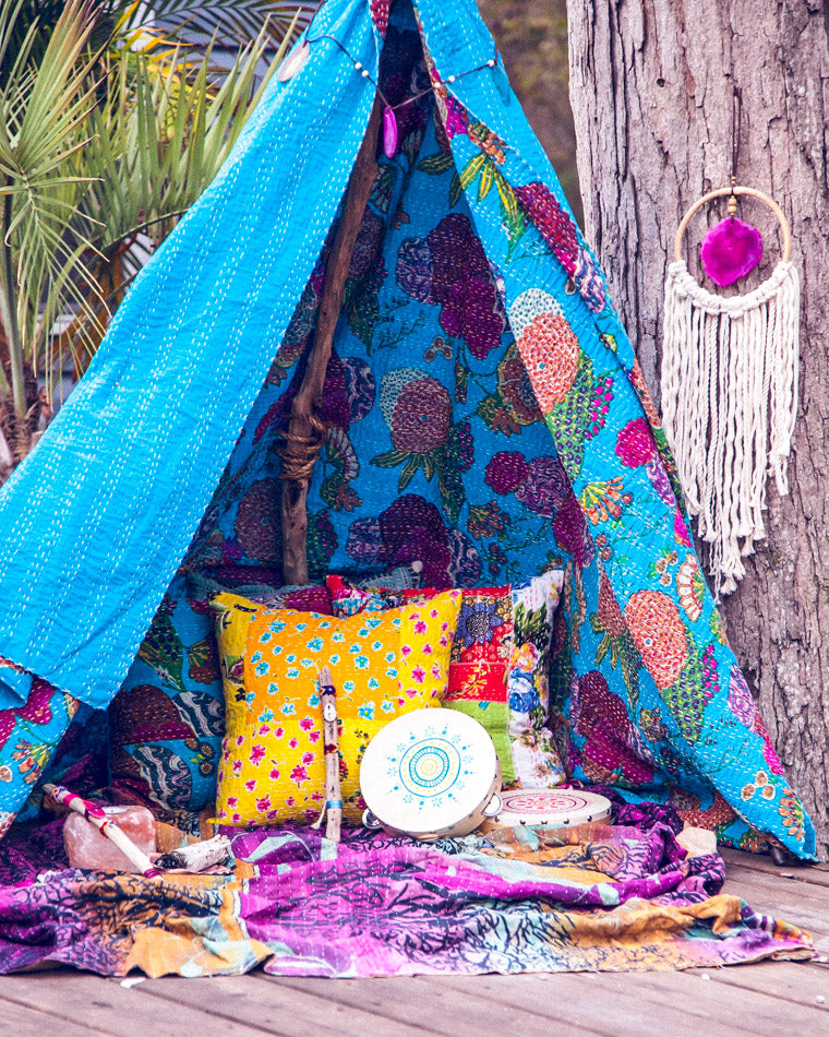 Bohemian Festival Tent by SoulMakes