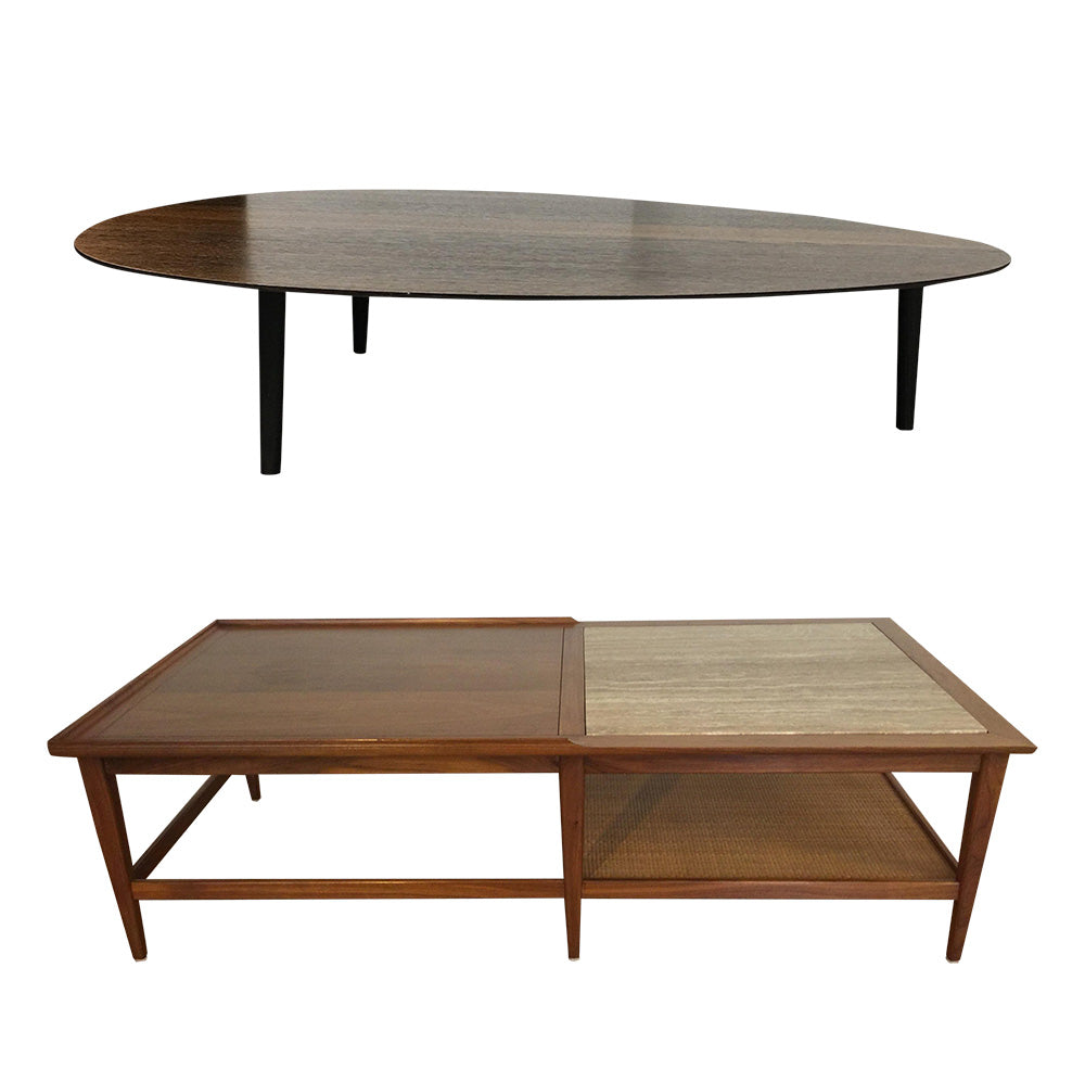 Our favorite mid-century modern coffee tables from Chairish.com!