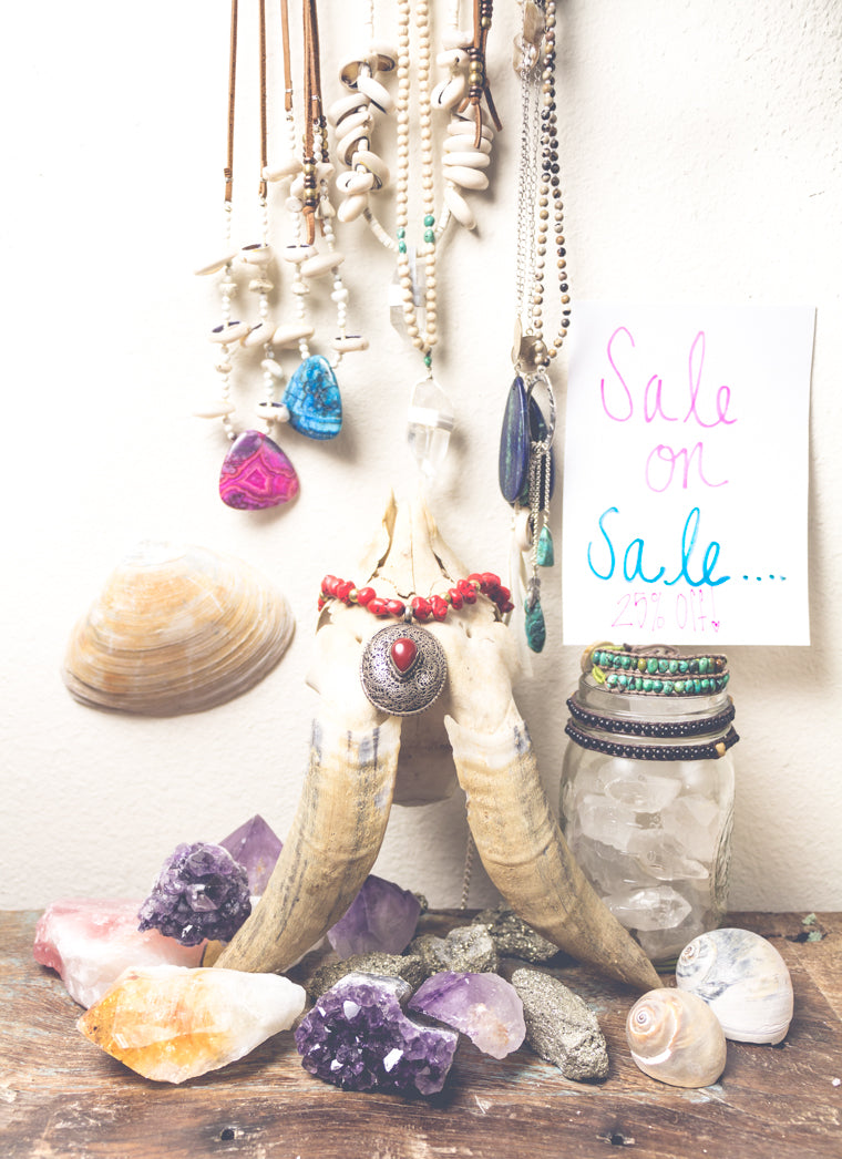SoulMakes Jewelry Clearance Sale