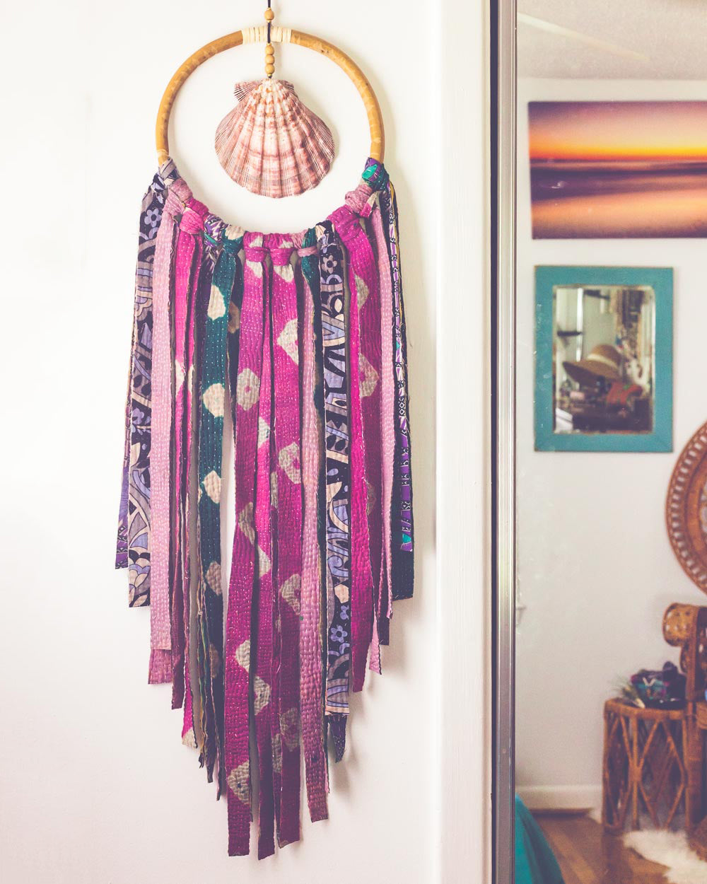 SoulMakes Bohemian Wall Hanging