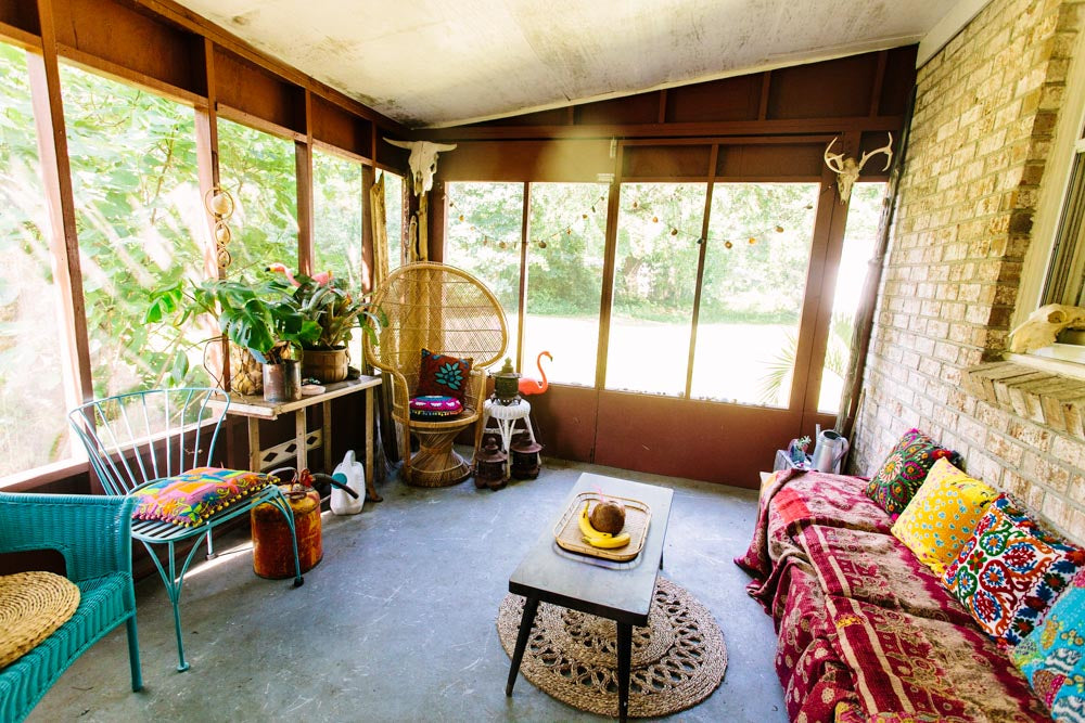 Bohemian Sunroom by SoulMakes