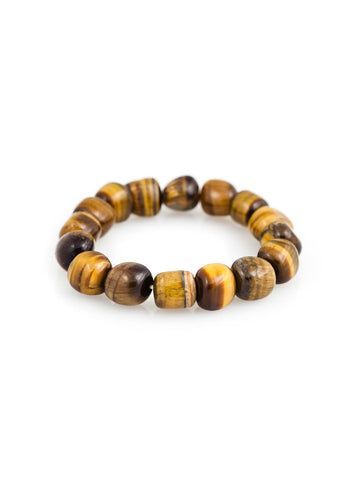 Tiger Eye Chunky Bracelet