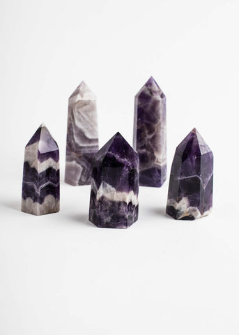 Dream Amethyst Polished Point Wand