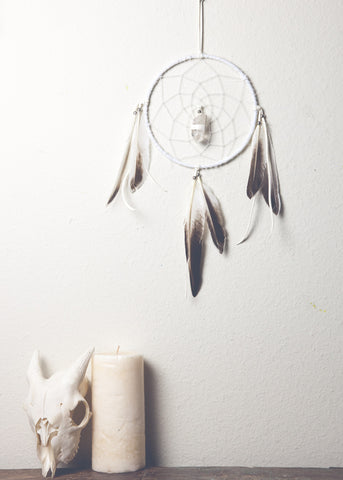 Crystal Vision Dream Catcher