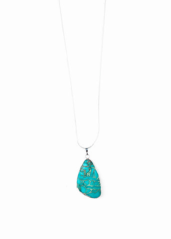 Laya Jasper Necklace