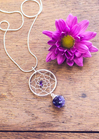 Amethyst Dreams Necklace