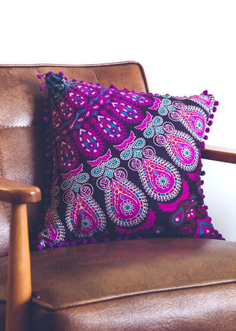 Mahali Medallion Cushion Cover