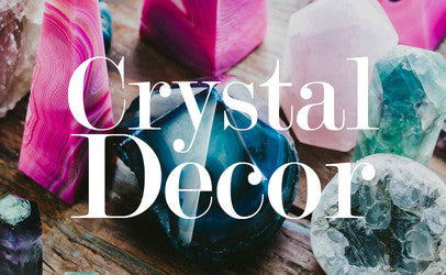 Shop SoulMakes Crystal Decor