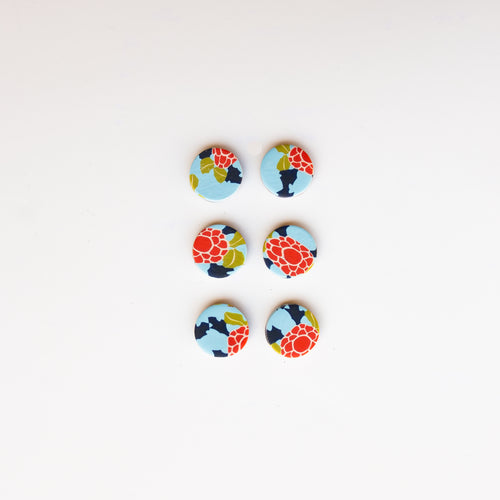 Mums the Word - Extra Small Phoebe Studs