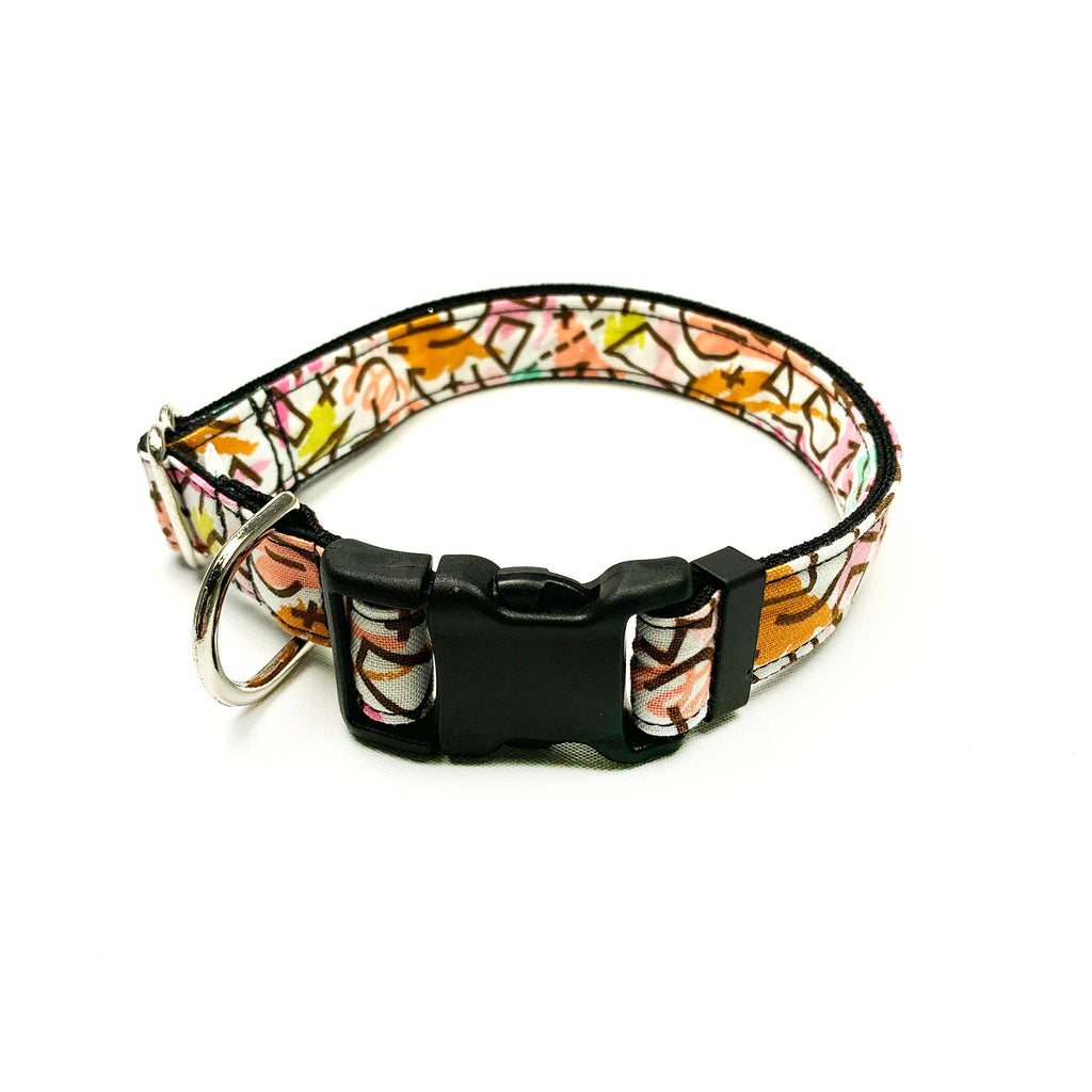 Scribbles Dog Collar