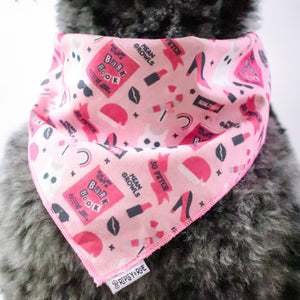 Mean Growlssss Dog Bandana