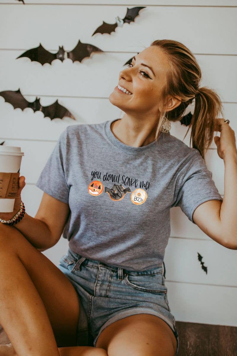 You Donut Scare Me Halloween Tee