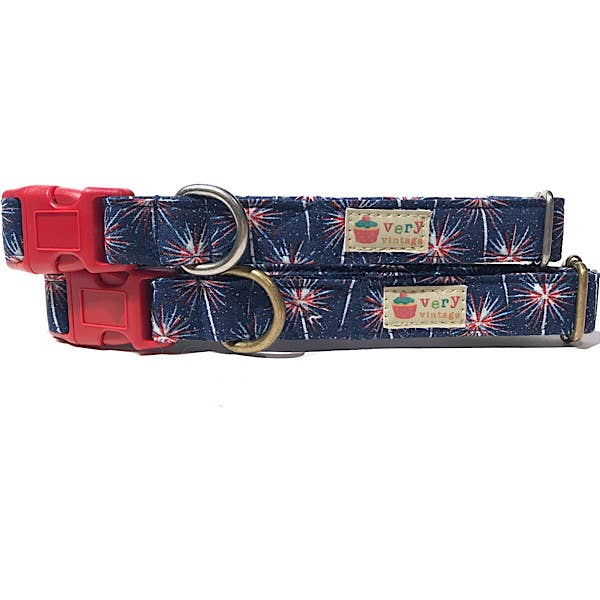 Sparklers Cotton Collar