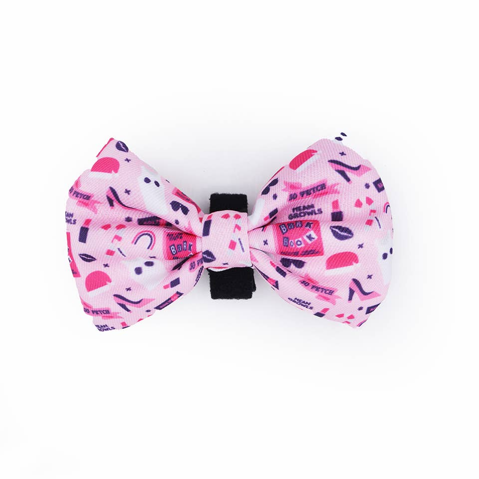 Mean Growls Bow Tie