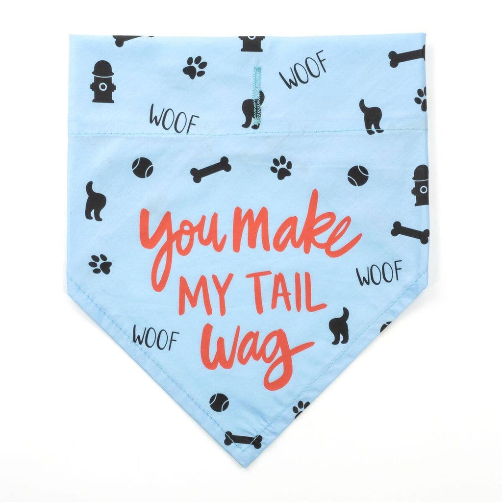 You Make My Tail Wag Dog Bandana