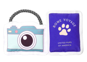 Travel Buddy Pet Toys, Set of 2