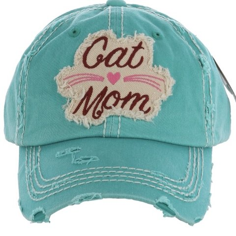Cat Mom Whiskers Hat
