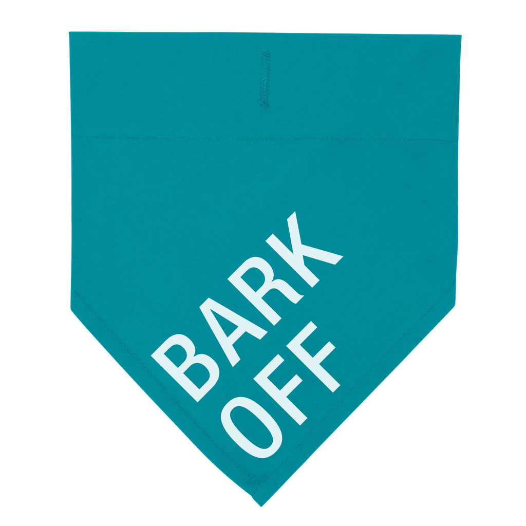 Bark Off Dog Bandana