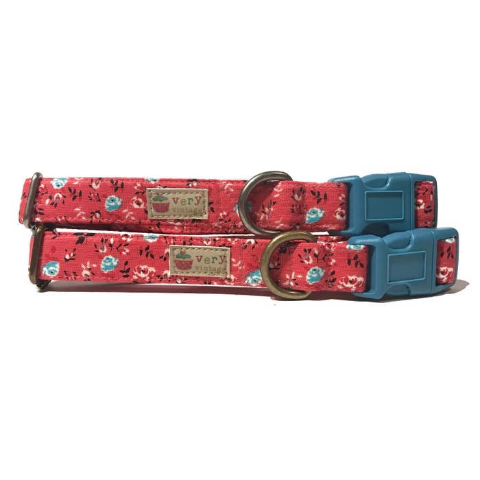 Little Miss Floral Collar