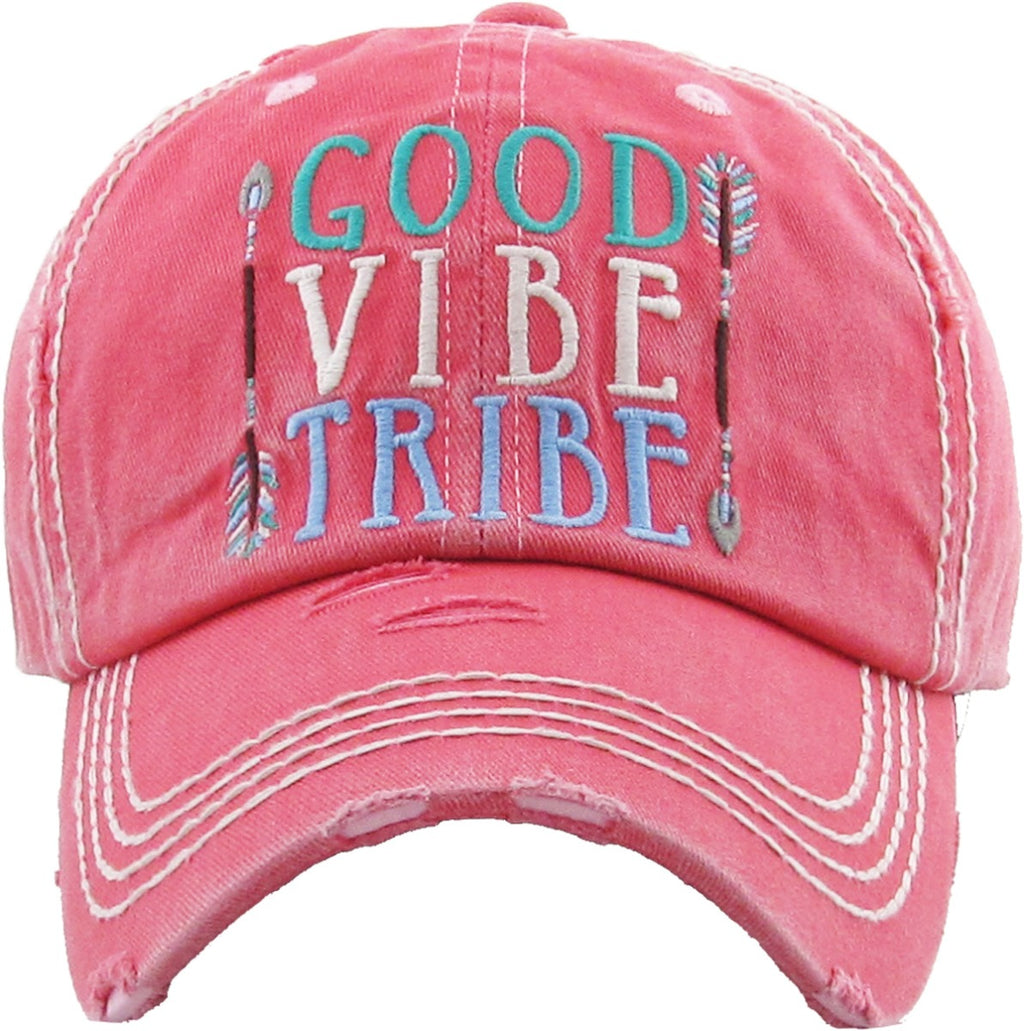 Good Vibe Tribe Hat