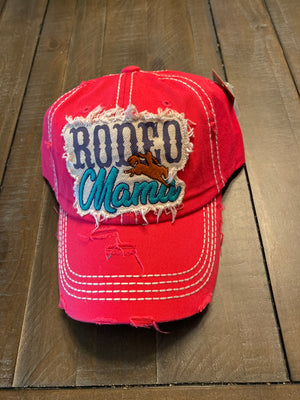 Rodeo Mama Hat
