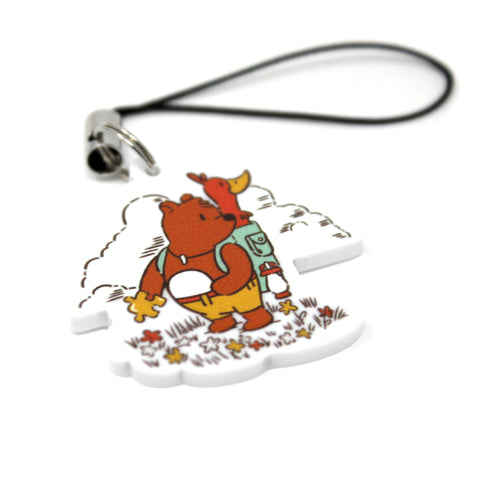 Storybook Friends Acrylic Charm