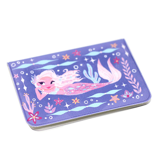Crystal Mermaid Card Wallet