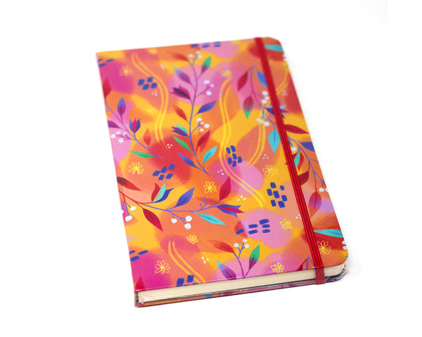 Tropical Smoothie BLANK Sketchbook