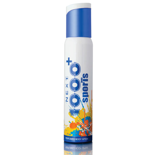 NEXT 1000+ Sports No Gas Deo 150 ml
