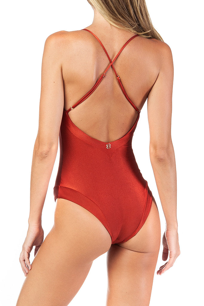 Yantra One Piece Rust