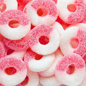 Watermelon rings 350mgs