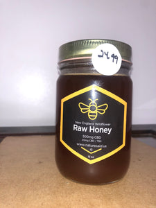 500mg Raw Honey