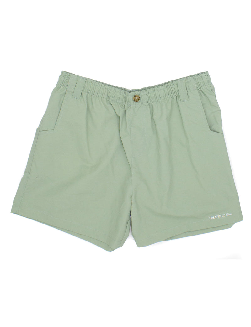 LD Mallard Short 2.0 Mint Green