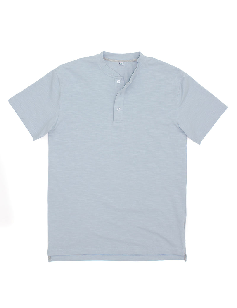 Ozark Henley Salt Blue