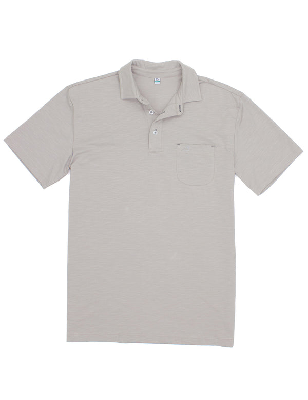LD Islander Polo Grey