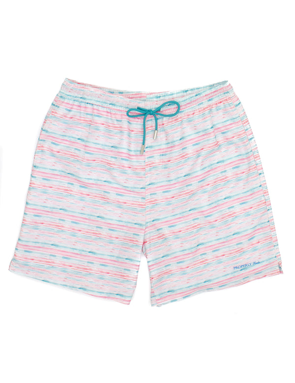 LD Swim Trunk Watercolor
