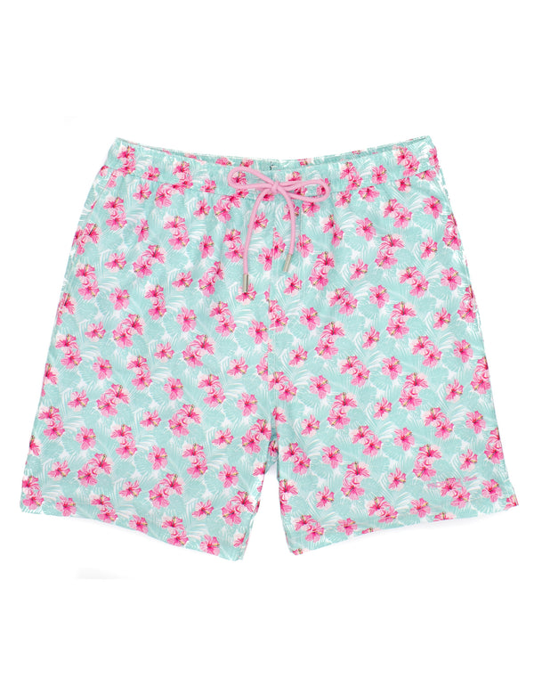 Swim Trunk Tropic