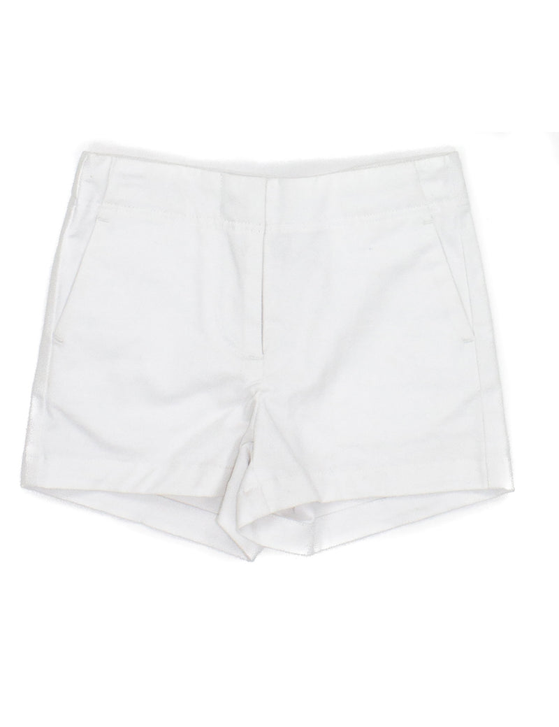 LD Addison Short White