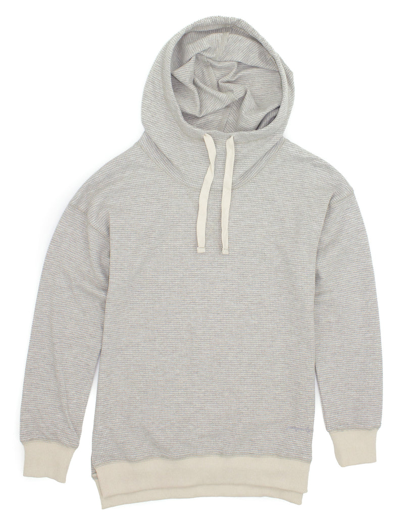 Madison Hoodie Light Grey