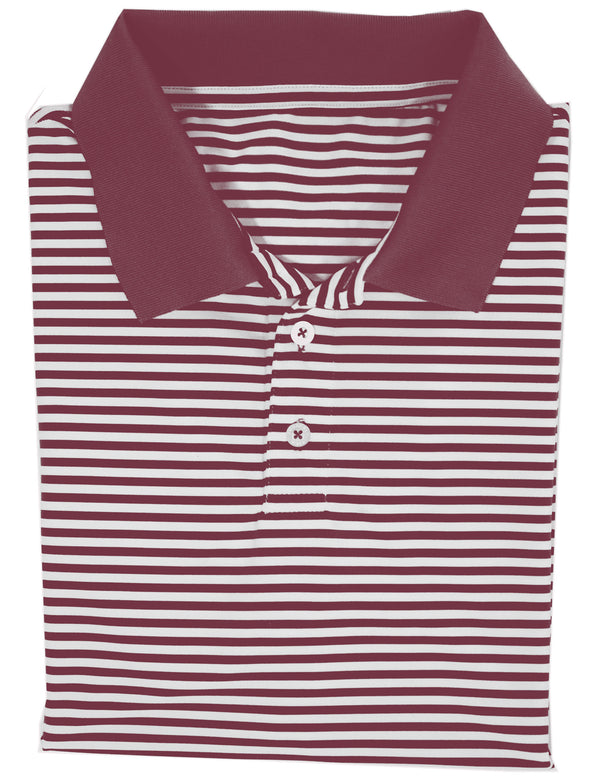 Gameday Polo Maroon