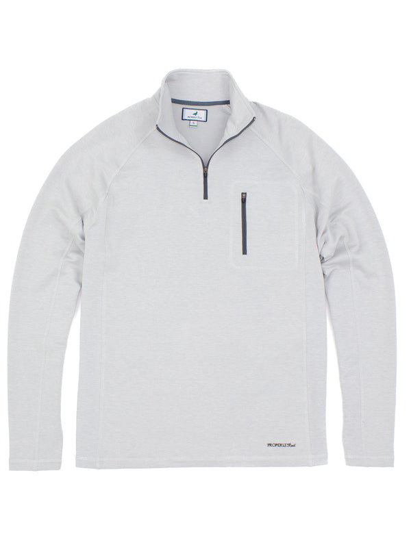 Bay Pullover Light Grey