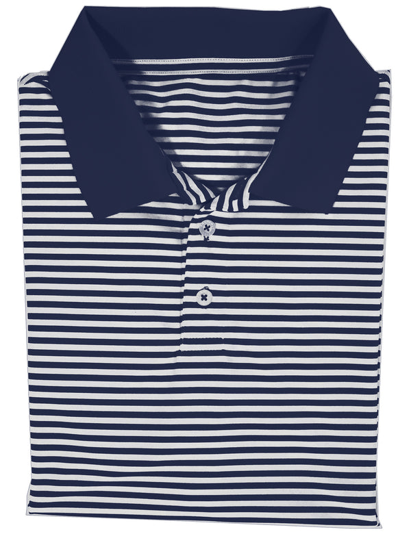 Gameday Polo Navy