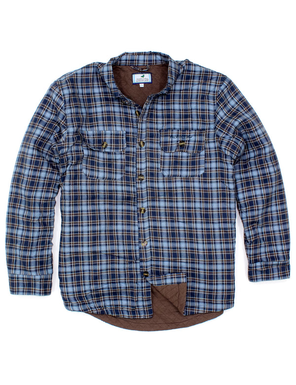 Cypress Shirt Jacket Woodford