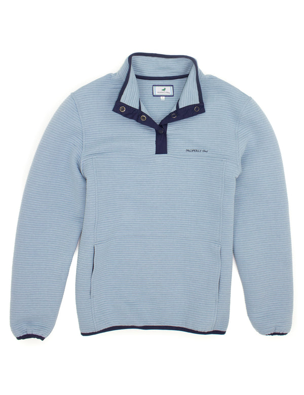 Townes Pullover Winter Blue