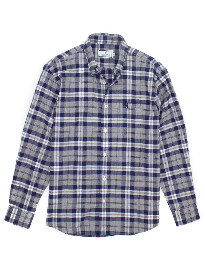 Flannel Blue Ridge