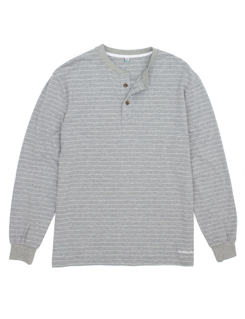 Kennon Henley Light Heather Grey