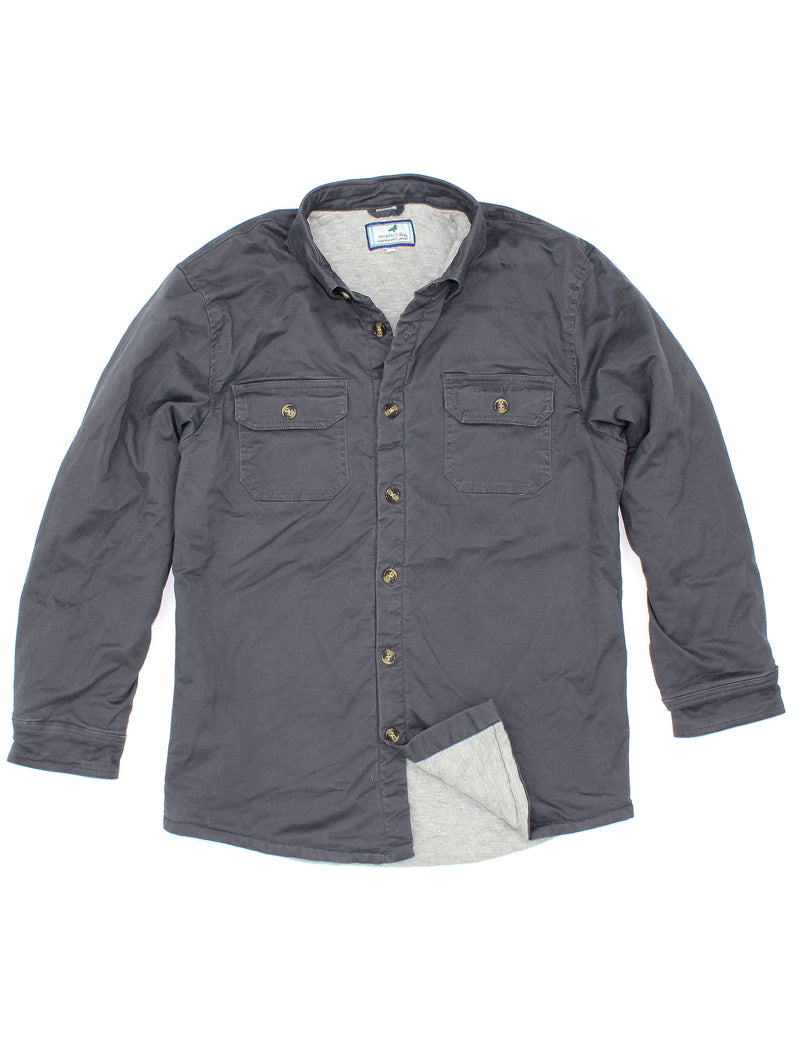 Cypress Shirt Jacket Graphite